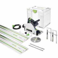 Festool Ferastrau circular SET TS 55 CAMP