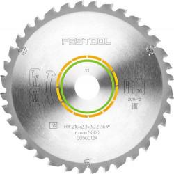 Festool Panza universala de ferastrau 216x2,3x30 W36