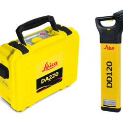 Localizator Utilitati DD120 (50Hz), pachet adancime - Leica-6014154