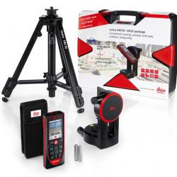 Telemetru Laser 200m Avansat, Disto D510 - Leica
