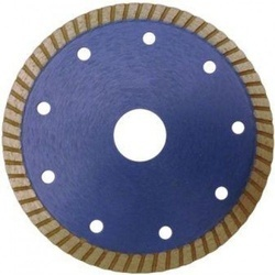 Disc diamantat Turbo Multi, diam. 125mm - Super Premium - Placi ceramice dure