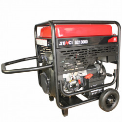 Generator de curent monofazat SC13000-EVO-ATS Putere max. 11 kW (ATS optional)