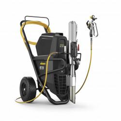 "Spraypack HeavyCoat 750E SSP / 230 V, debit material 6 l/min, duza max. 0,043"", motor electric 3,1 kW"