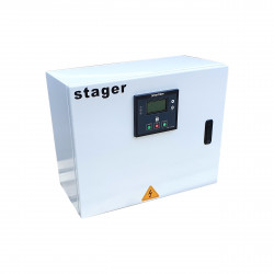Stager YA40063F12 automatizare trifazata 63A, 12Vcc