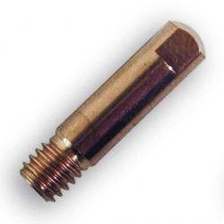 Duza de contact sarma de otel 1.0 mm, M6 x 25 mm