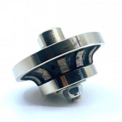 Freza Diamantata Semi-Baston Raza 10mm pt. Granit Dur - DXDY.FG.D75R10H20