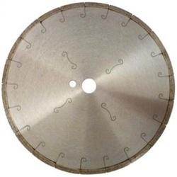 Disc diamantat Laser silentios, diam. 350mm - Premium - Marmura