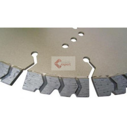 Disc diamantat Shark, diam. 450mm - Super Premium - Beton armat