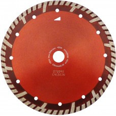 Disc diamantat Turbo GS, diam. 300mm - Super Premium - Beton/Granit