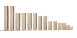 Festool Cepuri din lemn de fag DOMINO D 10x100/120 BU