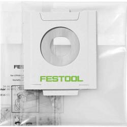 Festool Sac de reziduri, de unica folosinta ENS-CT 48 AC/5