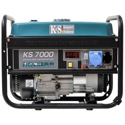 Generator de curent 5.5 kW, KS 7000 - Konner and Sohnen