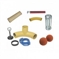 Kit pompare beton pentru Booster15