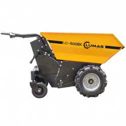 Mini dumper electric Lumag MD500EK