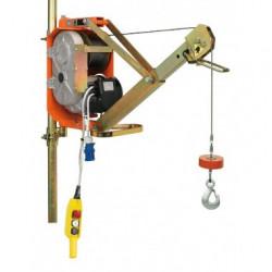Electropalan profesional cu Brat Extensibil DM300AP-ELEF40m,300 kg, 40 metri de cablu