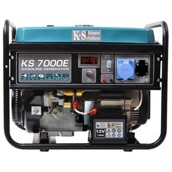Generator de curent 5.5 kW, KS 7000E - Konner and Sohnen