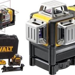 Nivela laser in cruce, autonivelanta, DEWALT DCE089D1G