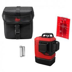 Nivela Laser multilinie 360°, Lino L6R - Leica