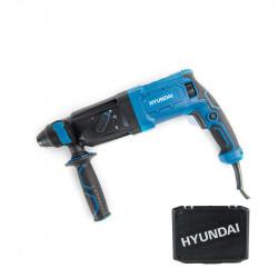 Ciocan rotopercutor Hyundai BH 2-26, valiza cu accesorii