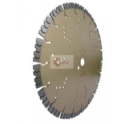 Disc diamantat Shark, diam. 230mm - Super Premium - Beton armat