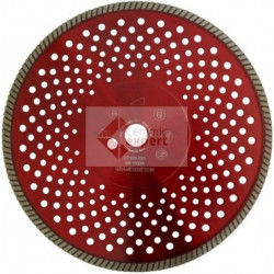 Disc diamantat Turbo, diam. 230mm - Super Premium - Granit