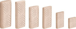 Festool Cepuri din lemn de fag DOMINO D 8x36/130 BU