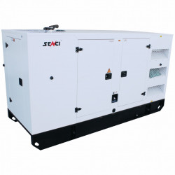 Generator SCDE 187YCS-ATS, Putere max. 187 kVA, 400V, AVR, motor Diesel