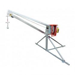 IORI-GM500-50m Electropalan Profesional TIP MACARA 500 kg, monofazat, 40 metri cablu