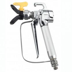 Pistol airless PAZ6371B, filtru galben 100 in maner