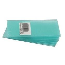 Geam plastic protectie masca sudura 95x37 mm