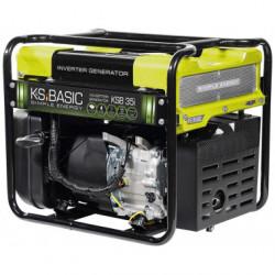 Generator de curent inverter - benzina - Konner & Sohnen 3.5 kW BASIC- KSB-35i