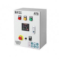 Panou de automatizare pentru seria Heavy Duty KS ATS 4/63HD - 1cilindru