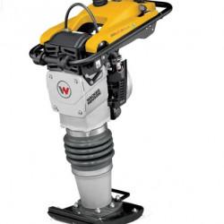 Wacker-Neuson Mai compactor BS 60-2 AS, 66 Kg, motor benzină WM80, 80 cmc
