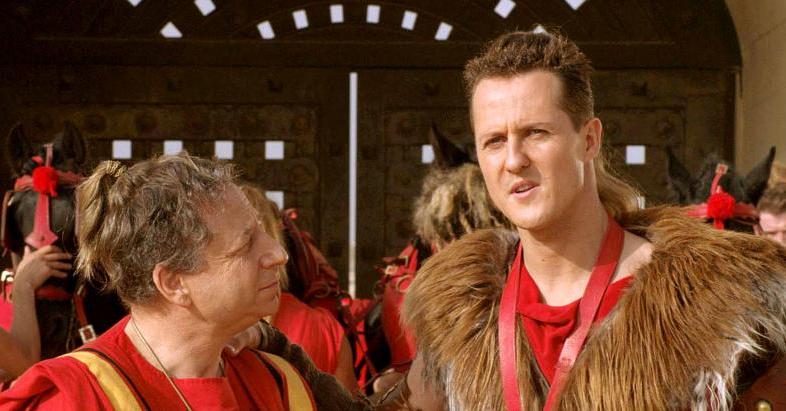 Documentário sobre Michael Schumacher será lançado pela Netflix
