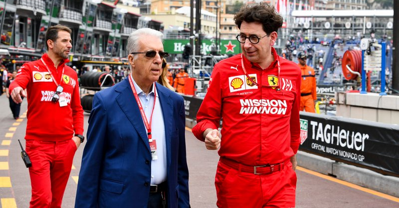 """Piero Ferrari on new driver: """"A young driver who already has a few years of  experience"""""""