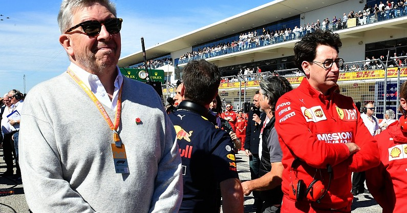 """F1 technical boss Ross Brawn sums up Ferrari's season: """"Expected more from  them"""""""