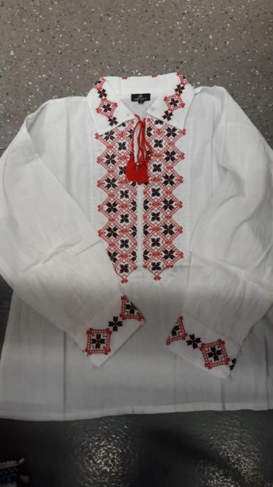 Bluza traditionala cu broderie, de barbati, engros