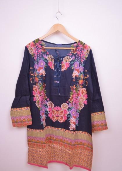 Tunica de dama cu print colorat, engros