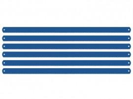 Set 6 lame metal rezerva pentru bomfaier 300 mm