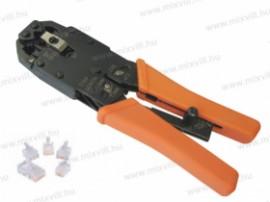 Cleste sertizare RJ11, RJ12, RJ45 4P/6P8P L:203mm