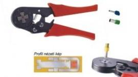 Cleste sertizare pini terminali 6 - 16 mmp L:210mm
