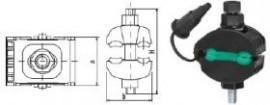 Clema de derivatie cu dinti CDD45