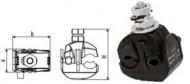 Clema de derivatie cu dinti CDD15 IL - pentru iluminat public