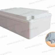 CUTIE DE PLASTIC 210X140X90MM PERETI LATERALI NETEZI IP67