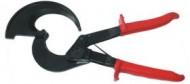 Foarfeca cu clichet pentru taiat cabluri nearmate 400 mmp L:280mm