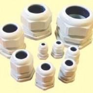 Presetupa nylon IP68 PG7-diam 3 - 6,5mm