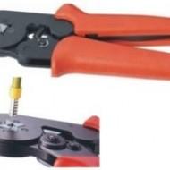 Cleste sertizare pini terminali 0,25 - 10 mmp L:180mm