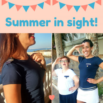 Summer in sight!