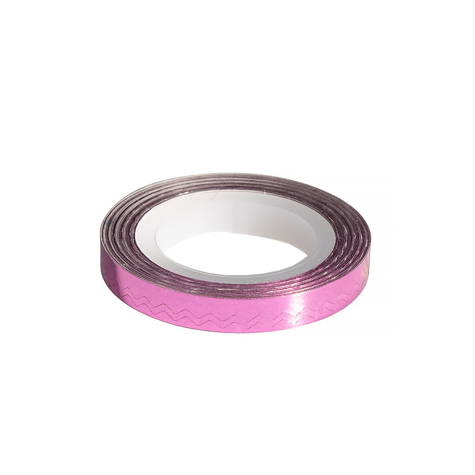 Banda Decor Unghii - Light Pink Waves Line imagine 2021 kitunghii