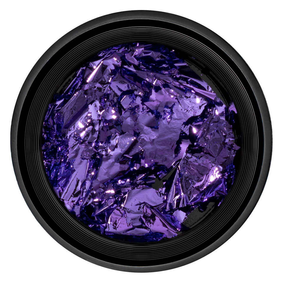 Foita Unghii LUXORISE - Unique Purple #18 imagine 2021 kitunghii